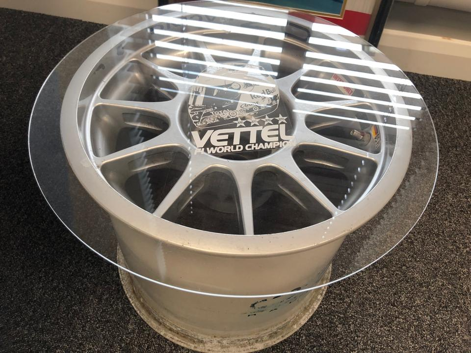 F1 Red Bull Front Wheel