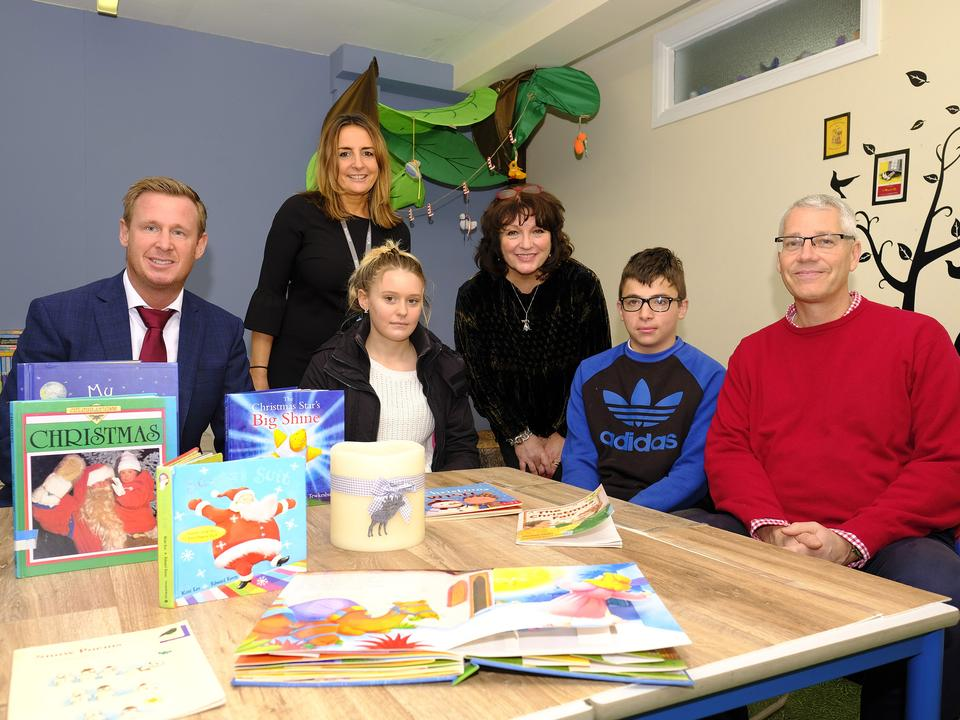 Funding for Reading Garden Room