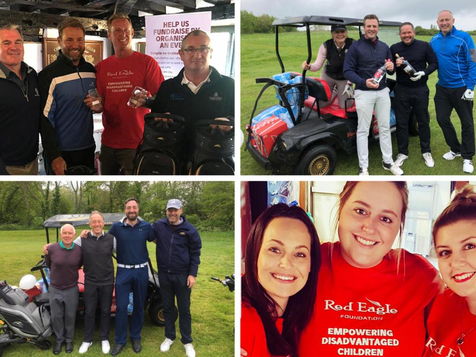 2019 Red Eagle Golf Day Success